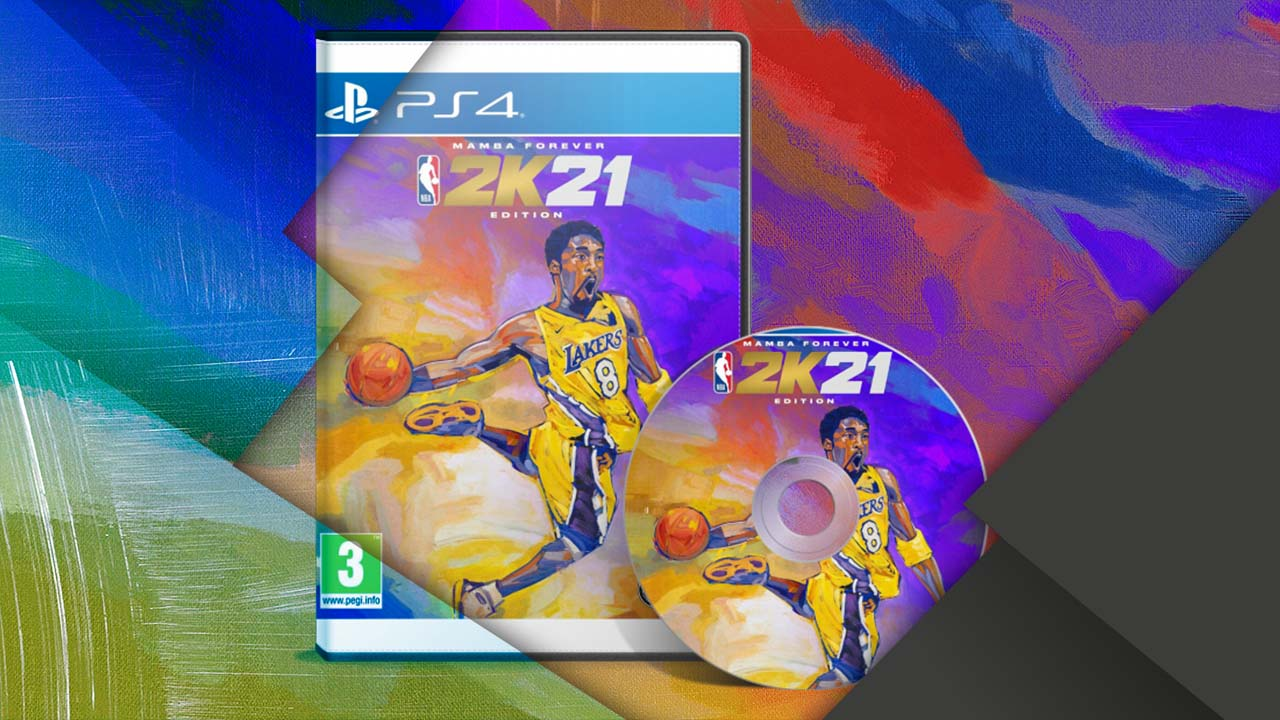 cover for nba 2k21 on ps4